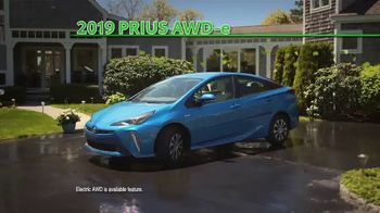 2019 Toyota Prius TV Spot, 'It Can Take All Your Stuff' [T2] - Thumbnail 9