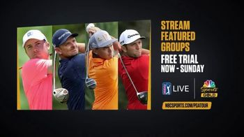 NBC Sports Gold TV Spot, 'PGA Tour Live: Charles Schwab Challenge' - Thumbnail 5