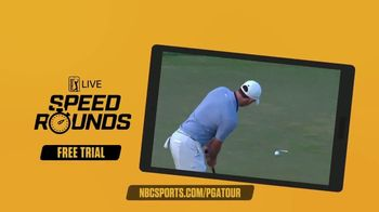 NBC Sports Gold TV Spot, 'PGA Tour Live: Charles Schwab Challenge' - Thumbnail 6