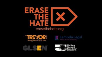 Erase the Hate TV Spot, 'USA Network: Create Change' Featuring B.D. Wong - Thumbnail 8