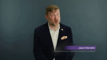 Matthew Shepard Foundation TV Spot, 'Making the World a Better Place' - Thumbnail 3