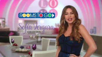Rooms to Go TV Spot, 'Sofia Vergara Collection: Poem' Featuring Sofia Vergara