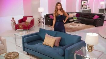Rooms to Go TV Spot, 'Sofia Vergara Collection: Poem' Featuring Sofia Vergara - Thumbnail 2
