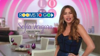 Rooms to Go TV Spot, \'Sofia Vergara Collection: Poem\' Featuring Sofia Vergara
