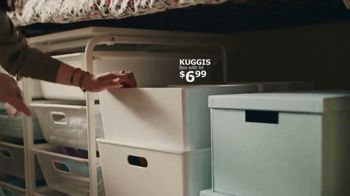 IKEA TV Spot, 'Perfect: Kuggis Box and Knapper Floor Mirror' - Thumbnail 4