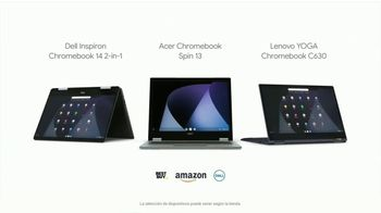 Google Chromebook TV Spot, 'Si quieres una laptop con protección' canción de Pyotr Ilyich Tchaikovsky [Spanish] - Thumbnail 7
