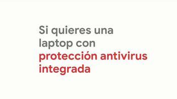 Google Chromebook TV Spot, 'Si quieres una laptop con protección' canción de Pyotr Ilyich Tchaikovsky [Spanish] - Thumbnail 4