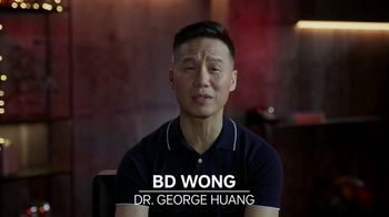 Erase the Hate TV Spot, 'USA Network: Gaps' Featuring BD Wong