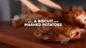 Church's Bourbon Black Pepper Smokehouse Chicken TV Spot, 'Stick to Our Roots' - Thumbnail 5