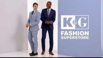K&G Fashion Superstore TV Spot, 'Día del padre: celebra a papá' [Spanish] - Thumbnail 1