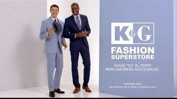 K&G Fashion Superstore TV Spot, 'Día del padre: celebra a papá' [Spanish] - Thumbnail 7