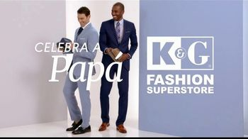 K&G Fashion Superstore TV Spot, 'Día del padre: celebra a papá' [Spanish] - Thumbnail 2