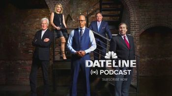 Dateline Podcast TV Spot, 'True Crime Fix'