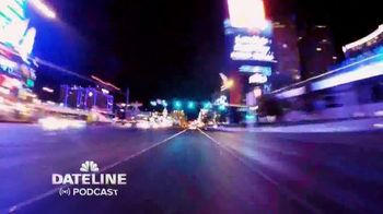 Dateline Podcast TV Spot, 'True Crime Fix' - Thumbnail 1