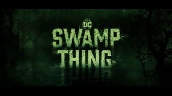 DC Universe TV Spot, 'Swamp Thing' - Thumbnail 9