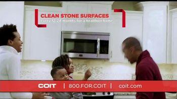 COIT TV Spot, 'Natural Stone Surfaces' - Thumbnail 7
