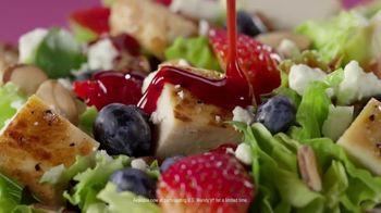 Wendy's Berry Burst Chicken Salad TV Spot, 'Bob Mary' - Thumbnail 9