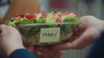 Wendy's Berry Burst Chicken Salad TV Spot, 'Bob Mary' - 5360 commercial airings