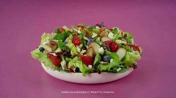 Wendy's Berry Burst Chicken Salad TV Spot, 'Bob Mary' - Thumbnail 8