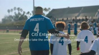 Citi Entertainment TV Spot, 'Moved' Featuring Dak Prescott - Thumbnail 10