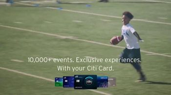 Citi Entertainment TV Spot, 'Moved' Featuring Dak Prescott - Thumbnail 9
