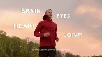Mega Red Total Body + Refresh TV Spot, 'Power for Your Whole Body'