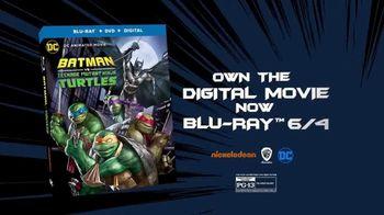 Batman vs. Teenage Mutant Ninja Turtles Home Entertainment TV Spot - Thumbnail 10