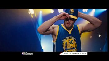 NBA Store TV Spot, '2019 NBA Finals Matchup' - Thumbnail 1