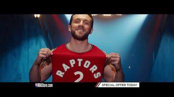 NBA Store TV Spot, '2019 NBA Finals Matchup' - Thumbnail 2