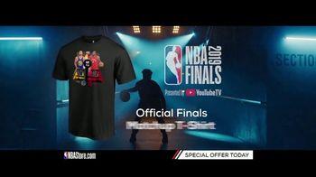 NBA Store TV Spot, '2019 NBA Finals Matchup' - Thumbnail 6