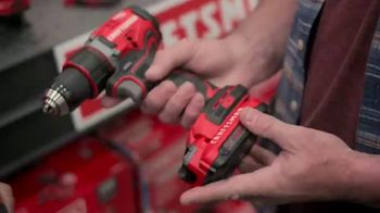 Lowe's TV Spot, 'Handyman: Craftsman Trimmer and Kit' - Thumbnail 3