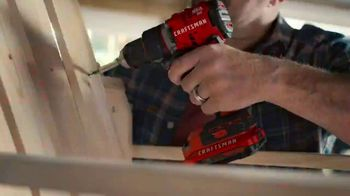 Lowe's TV Spot, 'Handyman: Craftsman Trimmer and Kit' - Thumbnail 4