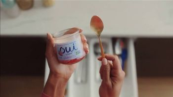 Oui by Yoplait TV Spot, 'Spoon'