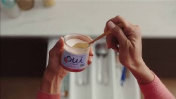 Oui by Yoplait TV Spot, 'Spoon' - Thumbnail 7