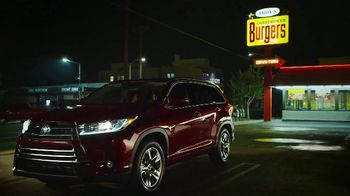 2019 Toyota Highlander LE TV Spot, 'Prom Night' [T2] - Thumbnail 1