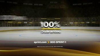 Sprint TV Spot, 'Total Satisfaction Guarantee' - Thumbnail 3