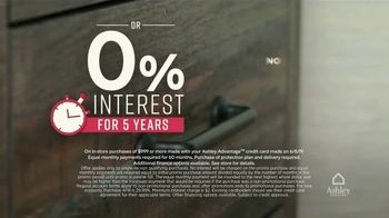 Ashley HomeStore One Day Sale TV Spot, '25% Off: No Minimum Purchase' Song by Midnight Riot - Thumbnail 5