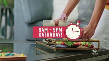 Ashley HomeStore One Day Sale TV Spot, '25% Off: No Minimum Purchase' Song by Midnight Riot - Thumbnail 7