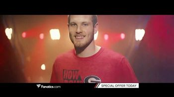 Fanatics.com TV Spot, 'Support Your Favorite College' - Thumbnail 2