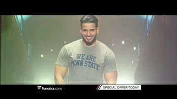 Fanatics.com TV Spot, 'Support Your Favorite College' - Thumbnail 3