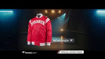 Fanatics.com TV Spot, 'Support Your Favorite College' - Thumbnail 6