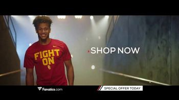 Fanatics.com TV Spot, 'Support Your Favorite College' - Thumbnail 8