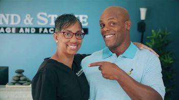 Hand and Stone TV Spot, 'Father's Day: Customer Testimonial: Rock'