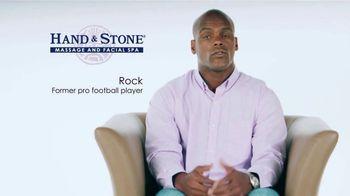 Hand and Stone TV Spot, 'Customer Testimonial: Rock' - Thumbnail 1