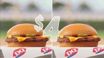 Dairy Queen Cheeseburger Lovers Deal TV Spot, 'Dad Joke' - Thumbnail 3