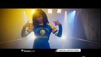 Fanatics.com TV Spot, 'Gearing Up: Leagues, Teams and Players' - 5192 commercial airings
