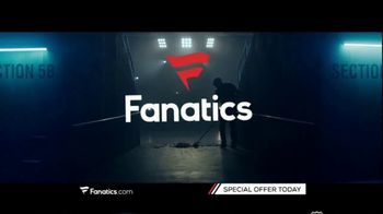 Fanatics.com TV Spot, 'Gearing Up: Leagues, Teams and Players' - Thumbnail 8