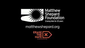 Matthew Shepard Foundation TV Spot, 'Pride Month' Featuring BD Wong - Thumbnail 9