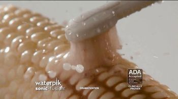 Waterpik Sonic-Fusion TV Spot, 'Big News' Featuring Amy Motta - Thumbnail 6