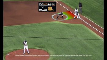 MLB Statcast AI TV Spot, 'Every Move Matters' - Thumbnail 4